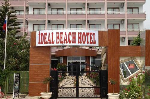 İdeal Beach Hotel transfer