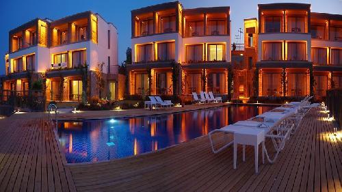 Costa Farilya Special Class Hotel Bodrum transfer