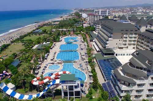 Mc Arancia Resort Hotel transfer