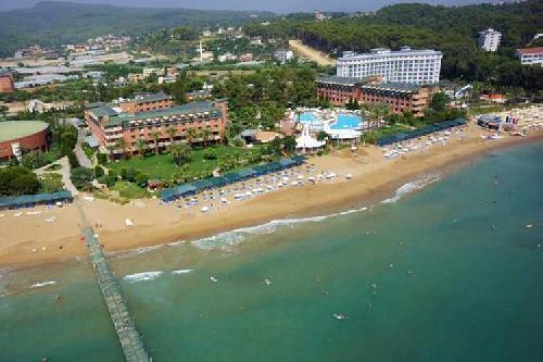 Hotel Pegasos Club transfer