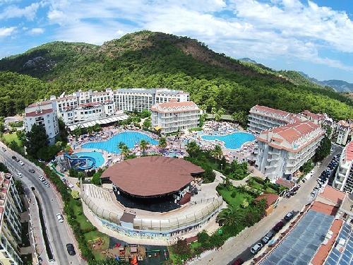 Green Nature Resort Spa transfer