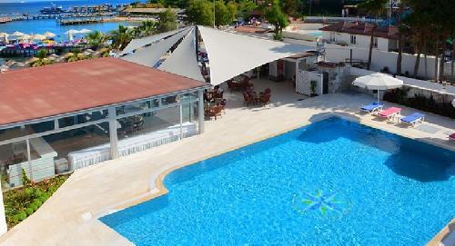 Gumbet Beach Resort transfer