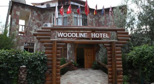 Woodline Hotel transfer