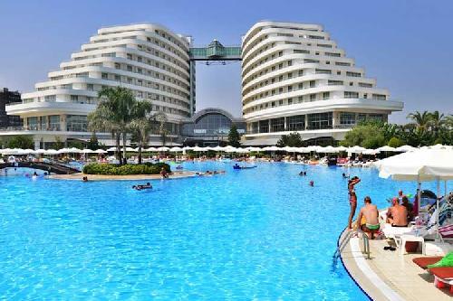 Miracle Resort Otel transfer
