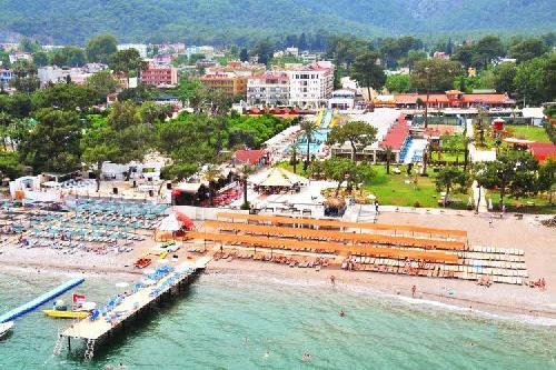 Club Hotel Belpinar transfer