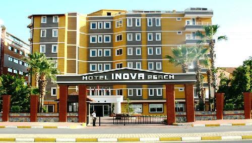 Senza İnova Beach Hotel transfer