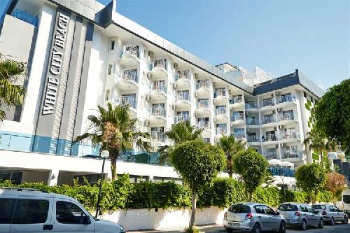 Smartline White City Beach Hotel transfer