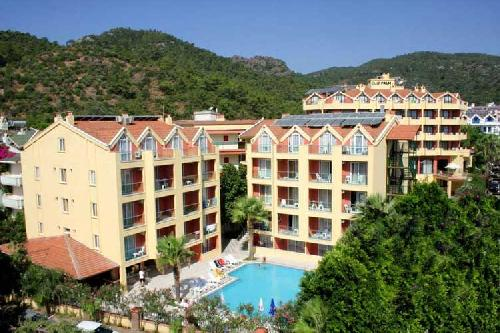 Club Palm Marmaris transfer