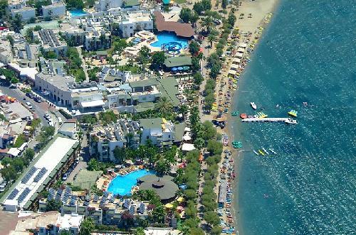 Parkim Ayaz Hotel transfer
