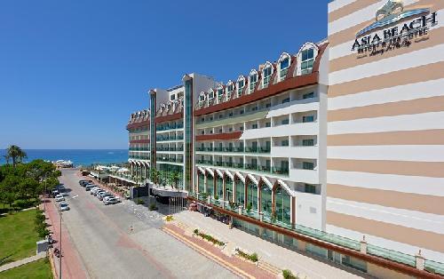 Asia Beach Resort Spa Hotel transfer