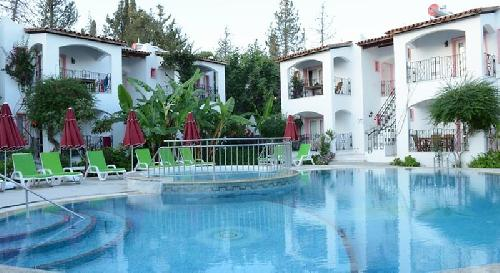 Villa Nergiz Apart transfer