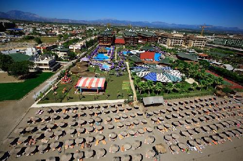 Siam Elegance Hotels Spa Antalya Flughafentransfer