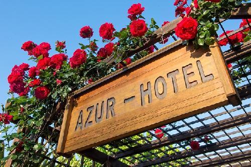 Azur Hotel transfer