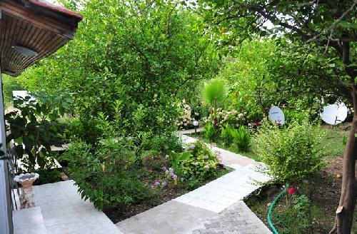 Garden Pansiyon transfer