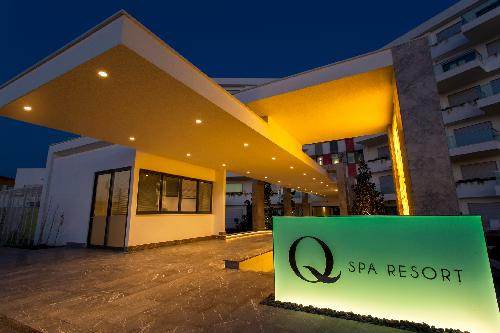 Q Spa Resort transfer