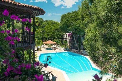 Sentido Letoonia Golf Resort Antalya Flughafentransfer