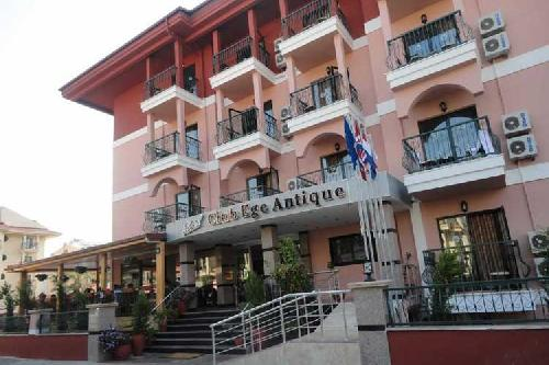 Club Ege Antique Hotel transfer