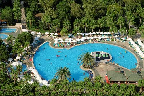 Delphin Botanik Hotel transfer