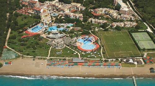 Limak Arcadia Golf Sport Resort Antalya Flughafentransfer