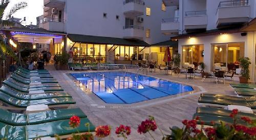 Kleopatra Remi Hotel transfer