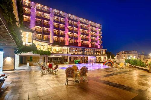 Akropol Resort Spa transfer