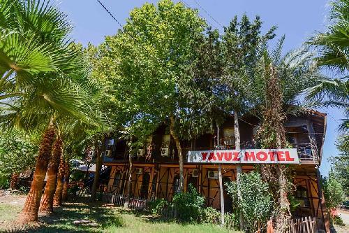Yavuz Motel Adrasan transfer