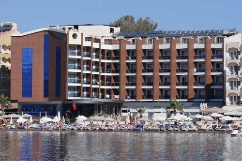 Mehtap Beach Marmaris transfer