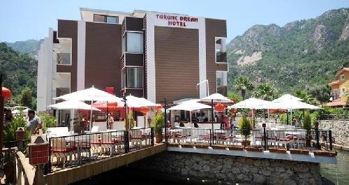 Turunc Dream Hotel Marmaris transfer