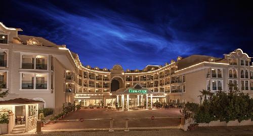 Sultan Of Side Hotel transfer