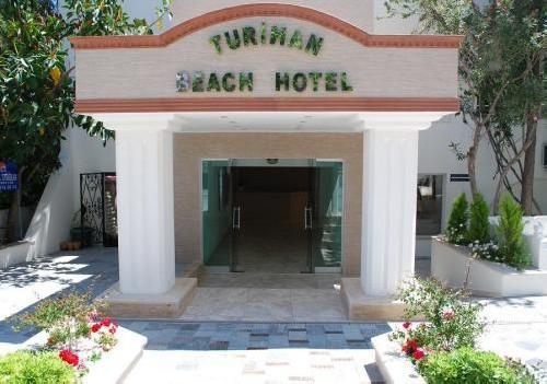 Turihan Beach Hotel Gumbet transfer