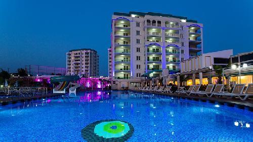 Modern Saraylar Halal Hotel Spa transfer