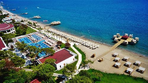 Sherwood Club Kemer transfer