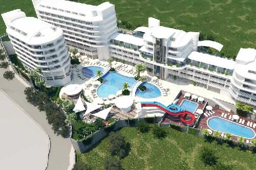 Laguna Beach Alya Resort Spa transfer