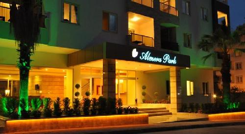 Almera Park Apart Hotel transfer