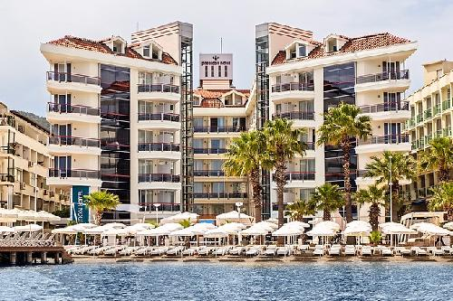 Poseidon Hotel Marmaris transfer