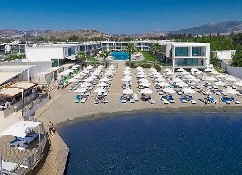 Lugga Boutique Hotel Beach transfer