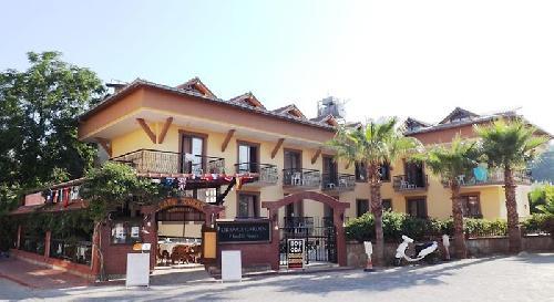 Orange Garden Apart Hotel transfer