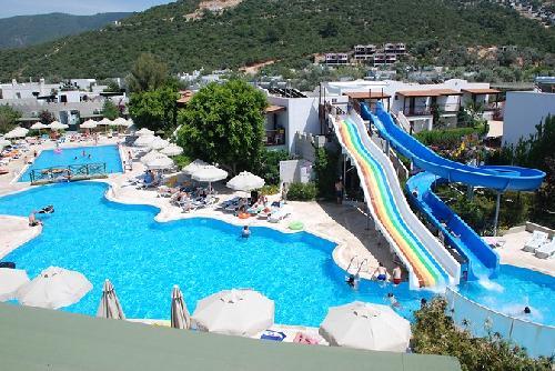 İzer Hotel Beach Club transfer