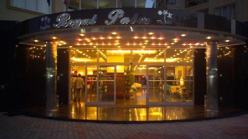 Kleopatra Royal Palm Hotel transfer