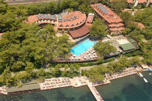 Marmaris Park Hotel transfer