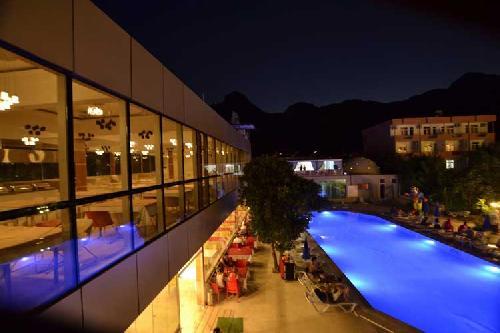View Hotel Kemer transfer