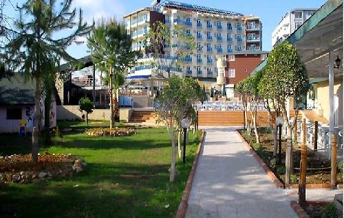 Armoni Paradise Hotel transfer