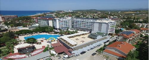 Club Hotel Karaburun transfer