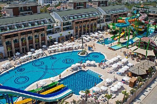 Crystal Waterworld Resort Spa Antalya Flughafen Transfer