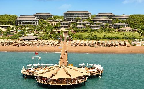 Calista Luxury Resort transfer
