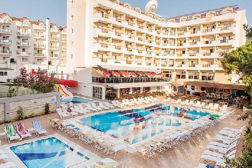 Prestige Garden Hotel Apart transfer