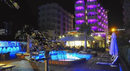 Savk Hotel Alanya transfer