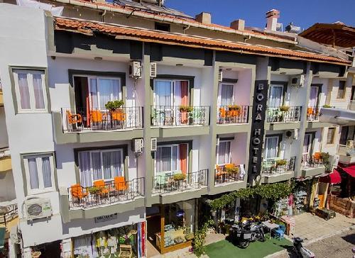 Bora Hotel Datca transfer