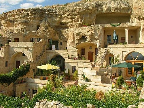 4 Oda Cave Hotel transfer