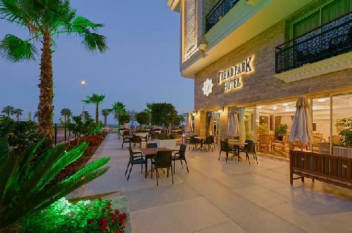 Trend Park Hotel transfer